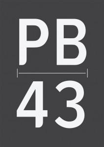 PB43 Logo